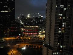 20110518 astonrasuna ベランダ夜