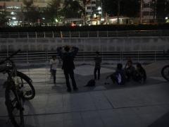20110524 夜のお散歩1