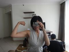 20110602 筋肉ウーマン