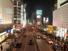 20101113 新宿北参道原宿9