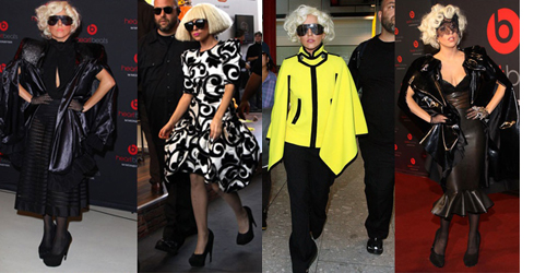 Lady Gaga-dresses0