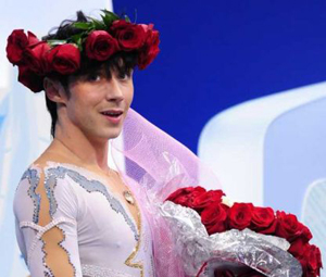 2010 Vancouver Johnny Weir