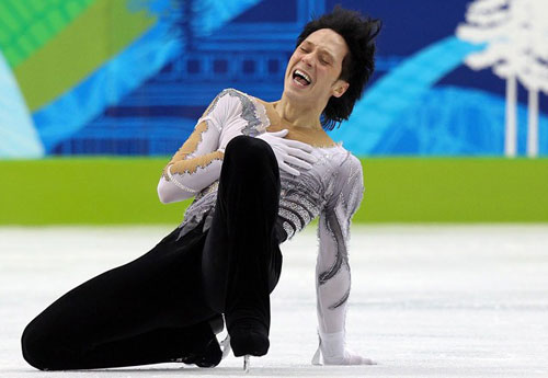 2010 Vancouver Johnny Weir2