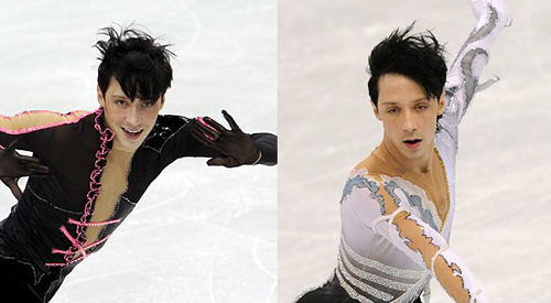 2010 Vancouver Johnny Weir3