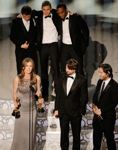 Academy Awards 2010 hurt locker