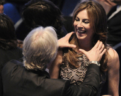 Academy Awards 2010 James Cameron Kathryn Bigelow