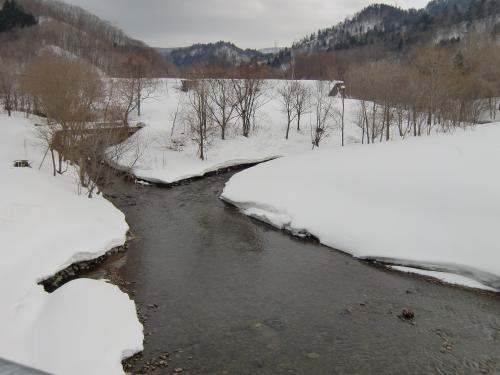 オロエン、支線川合流