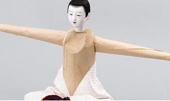 雛人形 胴部分