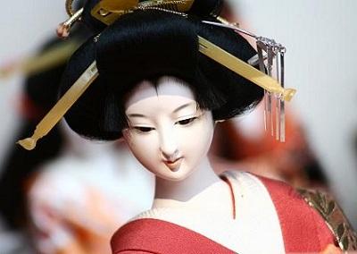 日本人形②