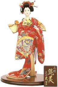 日本人形 麗美