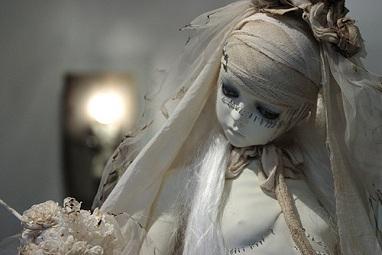 三浦悦子 球体関節人形