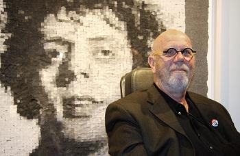 チャック・クロース Chuck Close 画像