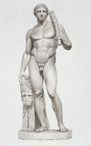 Lansdowne Herakles, John Samuel Agar, 1799–1807