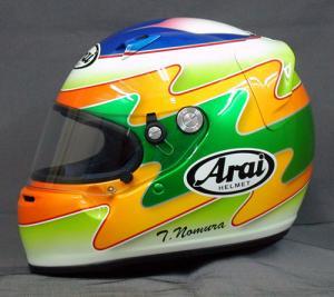 ヘルメットペイント14c