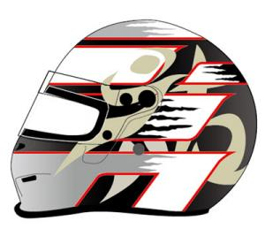 ヘルメットペイント15c