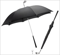 Off the Course Golf Club Umbrella