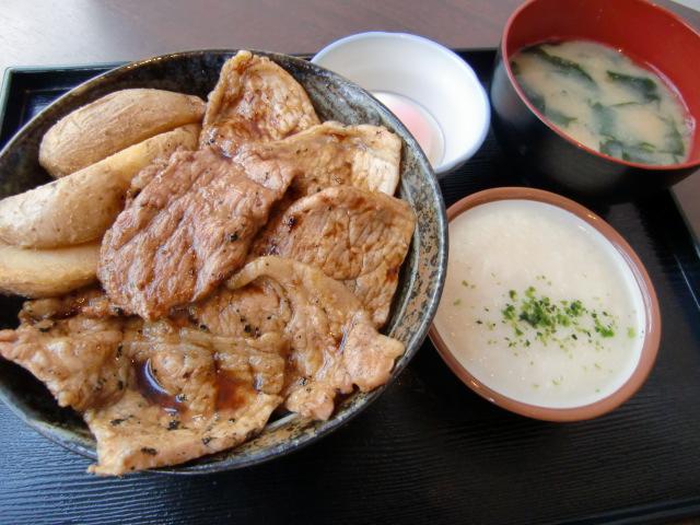 スタミナ豚丼