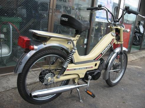 中古バイク トモス アシスト マニア