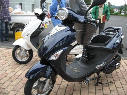 電動バイク スクーター アシスト自転車 JSK