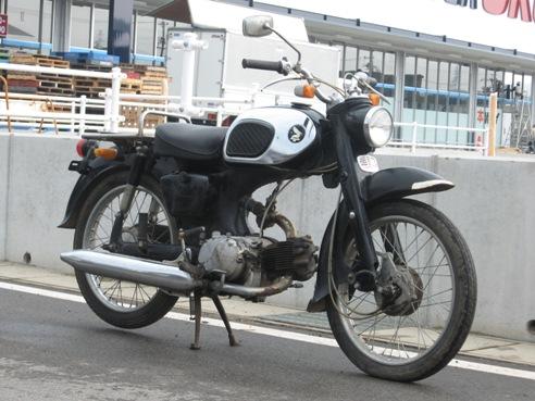 ホンダ 旧車 C200 絶版