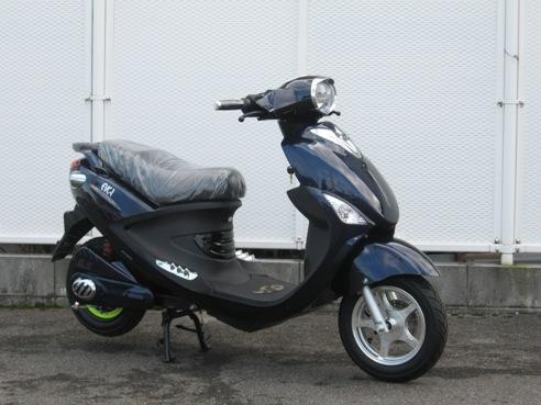 電動スクーター バイク エコ