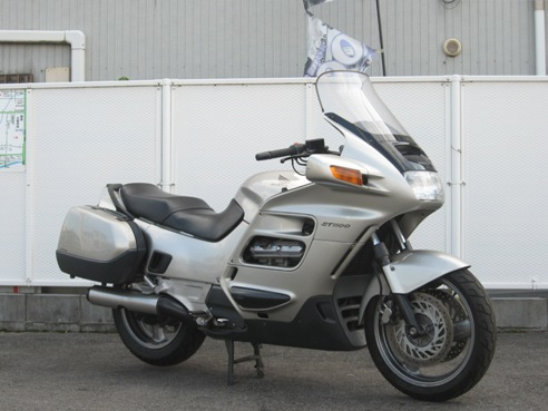 HONDA ホンダ ST1100 ツーリング