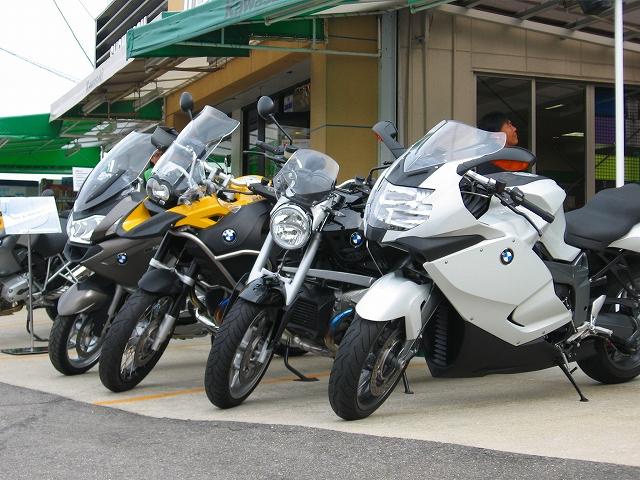 BMW 試乗車 HP2