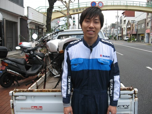 岐阜県 関市 モトポイントササダ