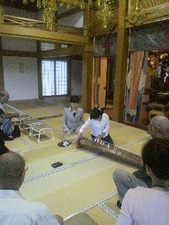 松寿院体験