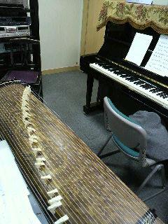ピアノと箏その2