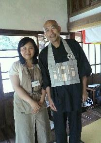 こども環境会議 和尚と志村先生