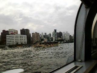 隅田川 屋形舟