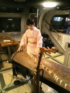 隅田川 船内2