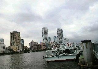 隅田川 船