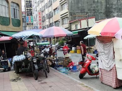 高雄 長明街市場