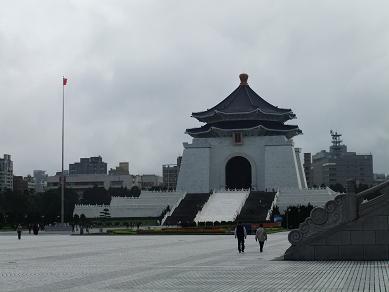 台北市 中正記念堂
