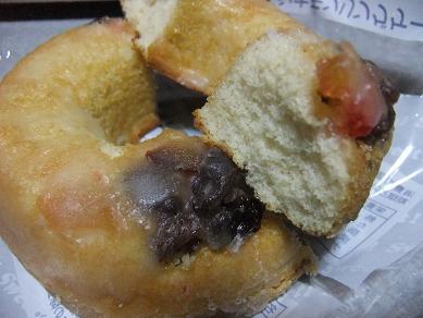 ヤマザキ「シナモンリングケーキ」3