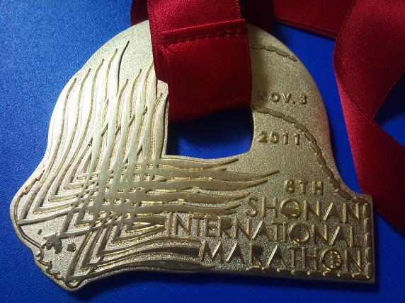 大作メダル