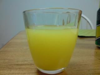 ジン+オレンジ+グレープフルーツ