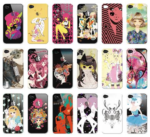 オシャレなiPhone4ケース