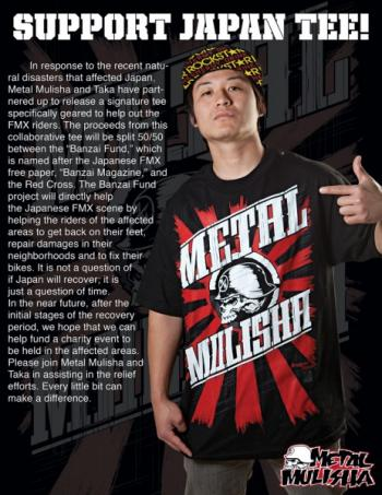 METAL MULISHA TEE