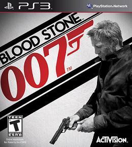 007ブラッドストーン アジア版