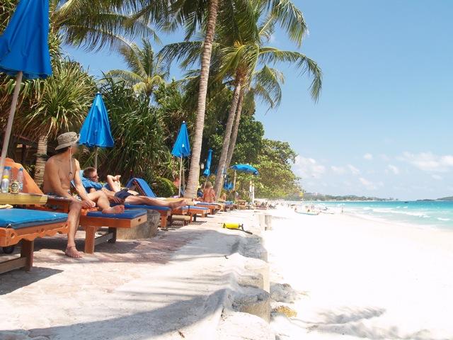 20100216サムイビーチリゾートの過ごし方1