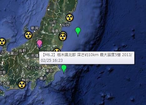 震度の予測430map