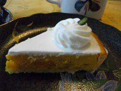 かぼちゃのタルト2