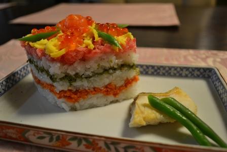 かさね寿司
