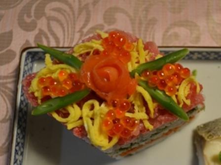かさね寿司2