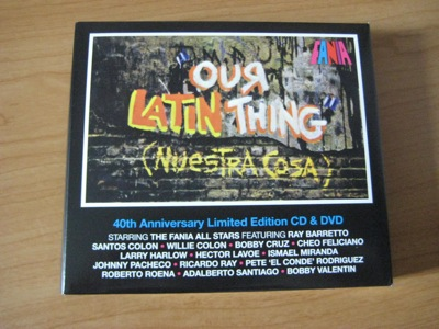 Our Latin Things 40th