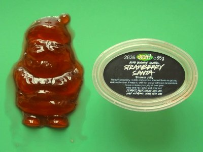 Strawberry Santa (真っ赤なサンタさん)