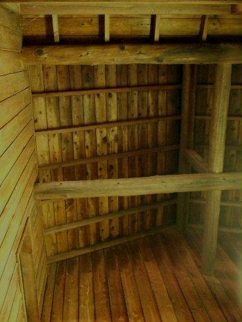 凪の湯天井